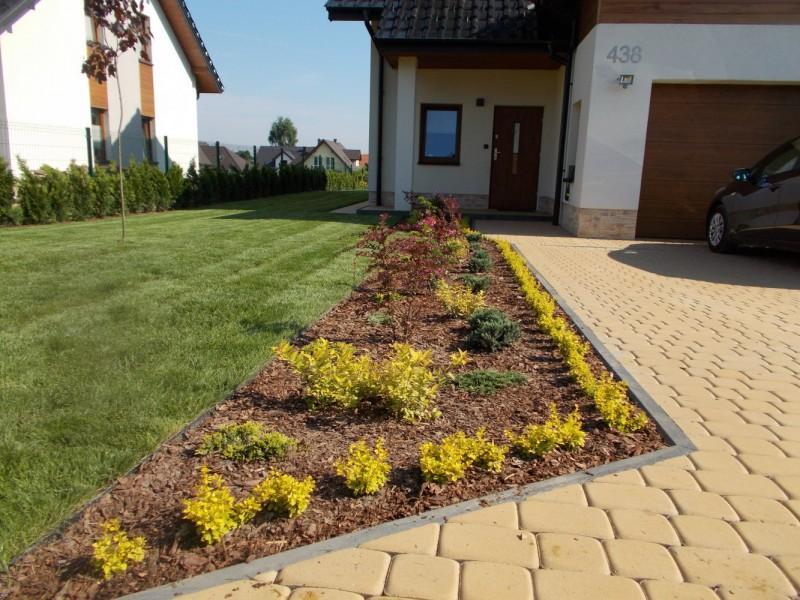 ogród 2 arowy